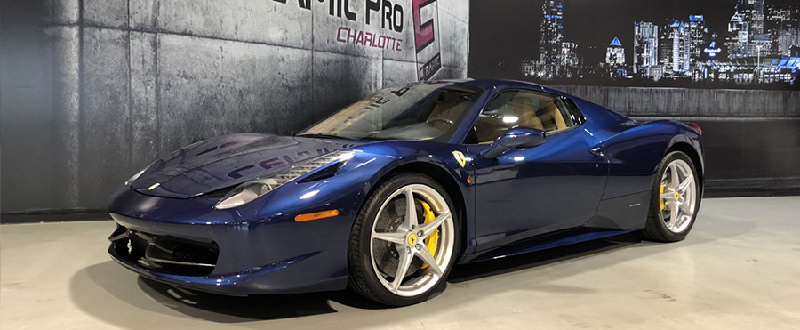 Ceramic Pro Charlotte - Sport Package
