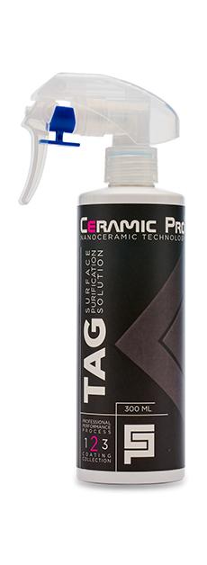 Ceramic Pro Charlotte - TAG